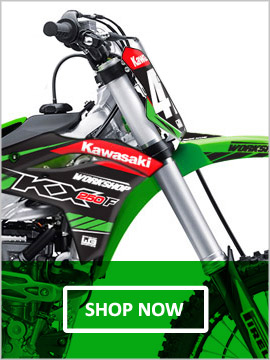 Kawasaki MX Graphics