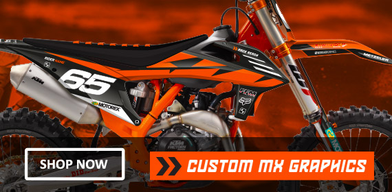 KTM MX Graphics